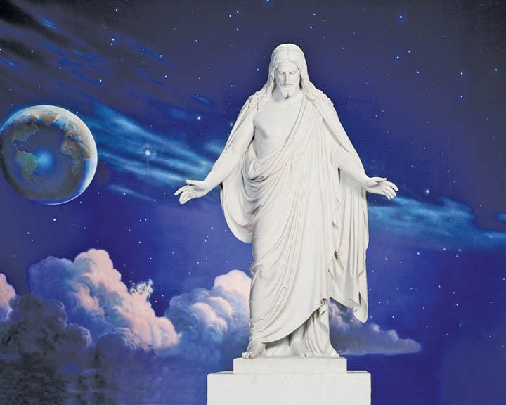 Image result for lds jesus christ statue