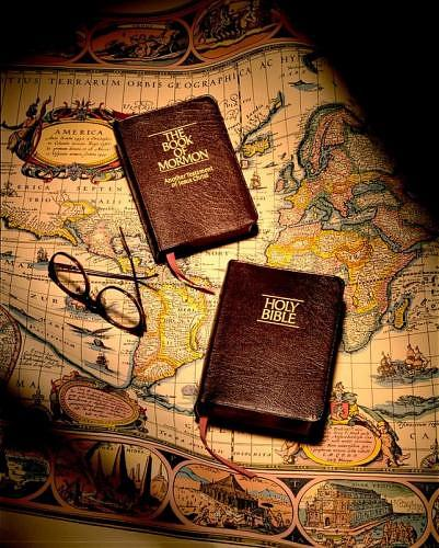 Bible Book Mormon America