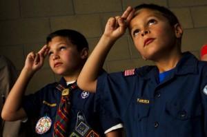 Mormon Scouts