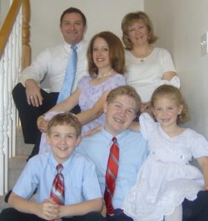 Ceran Family Mormon