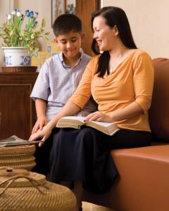 Mormon Family Scriptures