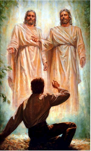 Joseph Smith First Vision Mormon