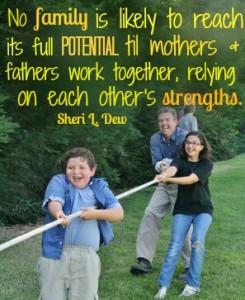 Family Unity Dew