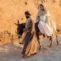 lds art Mary and Joseph