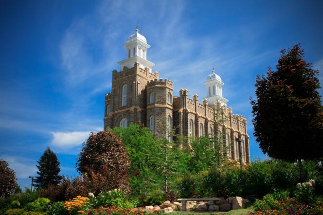 Logan, Utah, Temple