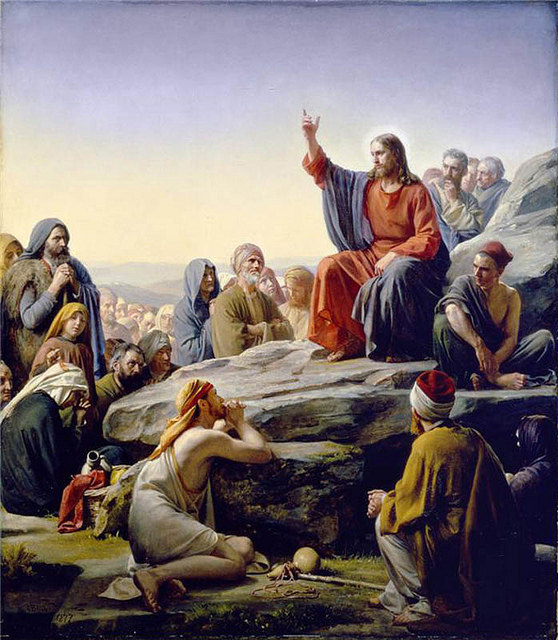 Sermon on the Mount Bloch