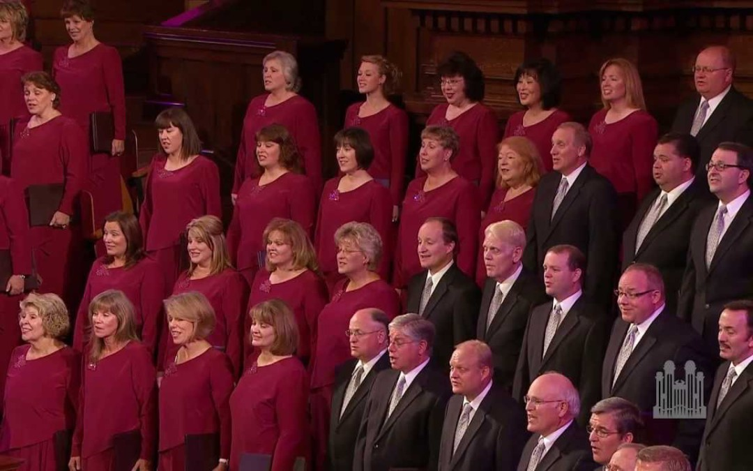 Mormon Hymns about Christ