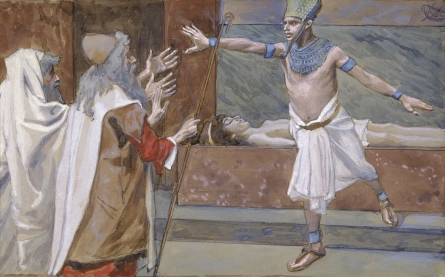 2. Moses & the Exodus: Pharaoh and the Plagues of Egypt