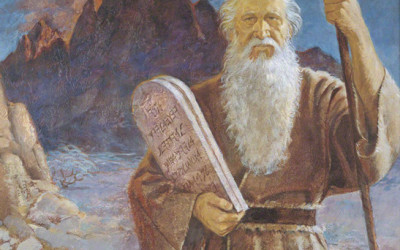 4. Moses & the Exodus:  Learning to Live the Ten Commandments