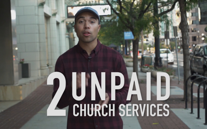 Mormons have an unpaid local ministry