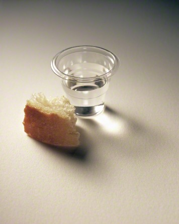 Partaking of the bread and water during the sacrament is one way to put on the armor of God.