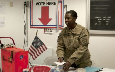 Voting and Veterans—What's the Connection?